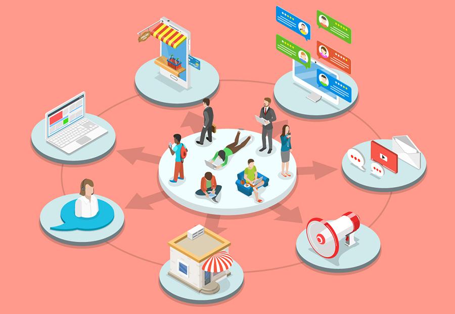 Multichannel Marketing Hubs