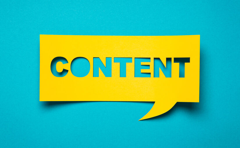 Using Content Marketing to Win New Customers